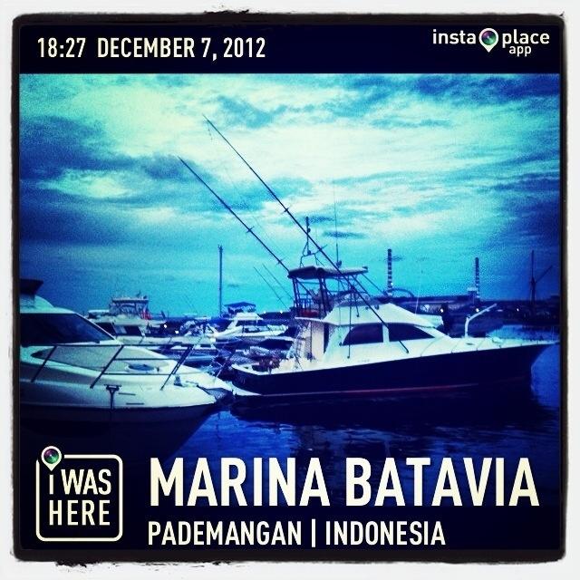 Marina Batavia view