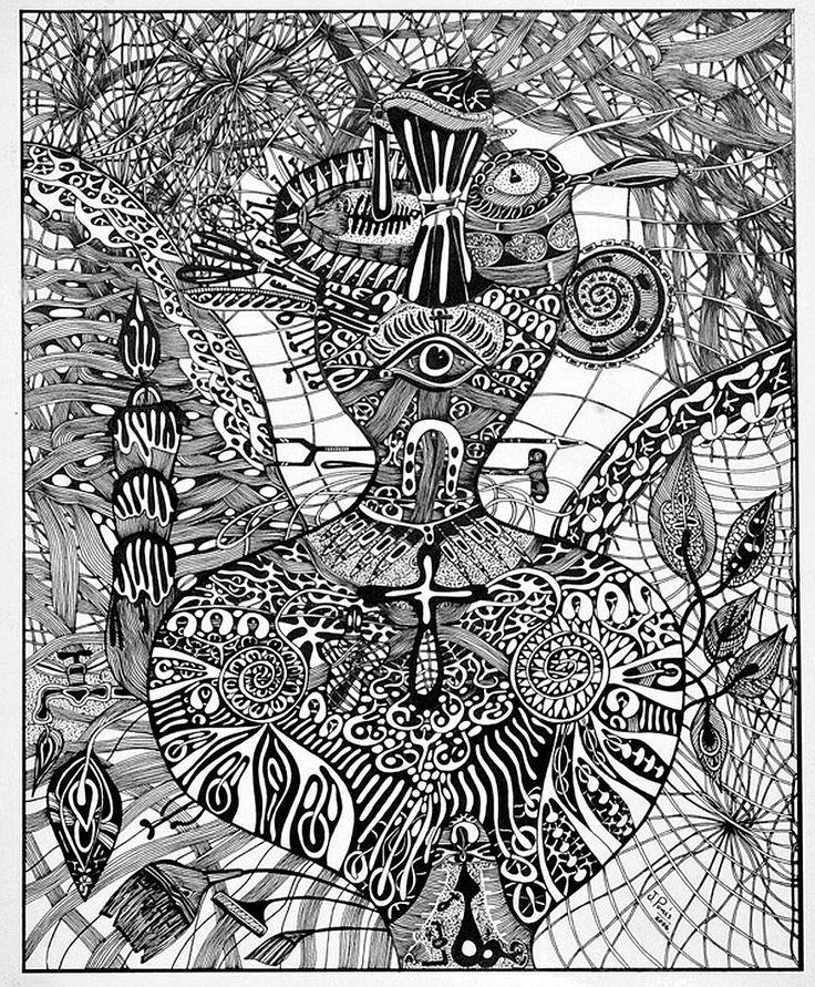 We introduced Joaquín Pomes, a Cuban artist, to the U.S. at last year's Outsider Art Fair. #oaf #joaquinpomes #cubanart #cuba #penandink #drawing #artbrut #outsider #oaf2016 #pomes #obsessive #selftaught #internationalart #cubanartist #artincuba #figural #abstract #abstraction #selftaught #colorink #inkdrawing #landscape #inkscape #pen #ink #drawinglines #nature #abundanceofscarcity #scarcity #abundance