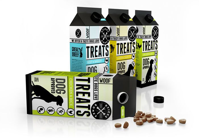 Sticks & Bones   designed by Farm Design #packaging