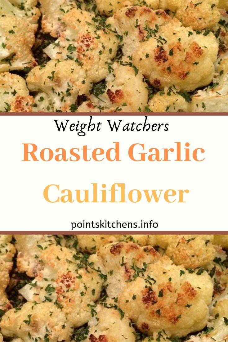 Pin By Happy Blumenkohl On Healthy Living Recipes Exercise Roasted Garlic Cauliflower Cauliflower Recipes Recipes