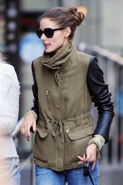 Stars im Parka: Alexa Chung, Rachel Bilson und Kate Bosworth - GLAMOUR