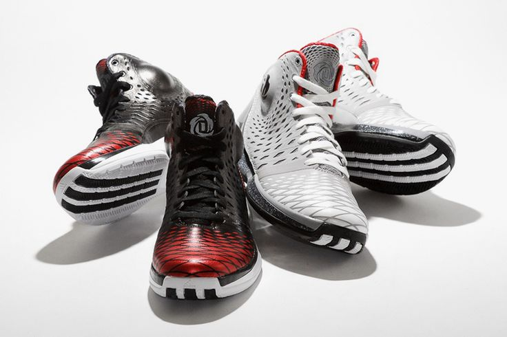 adidas D Rose 3.5. I'm ready for the return, are you?