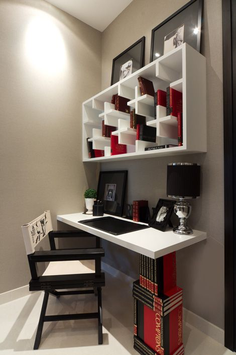 Stylish small space apartment design small space study livingpod first home ideas - Case study small apartment ...