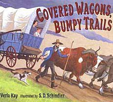This page lists fantastic books on the American Westward Expansion for kids.  Make pioneer stories and frontier life lesson plans come alive with these great books.