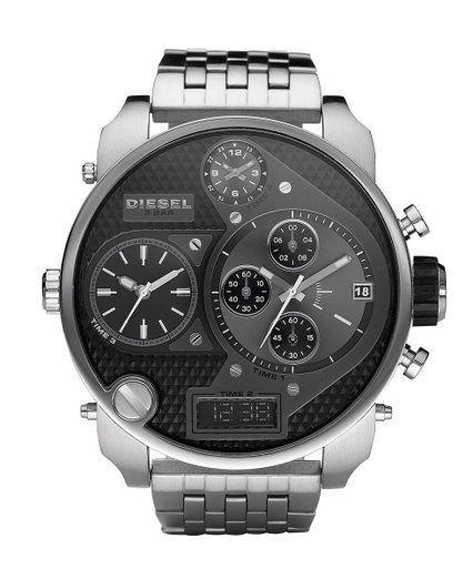 Diesel Herren-Armbanduhr XL Mr. Daddy Multi Movement - #diesel #dieselwatch #wristwatch #menswatch #menswear