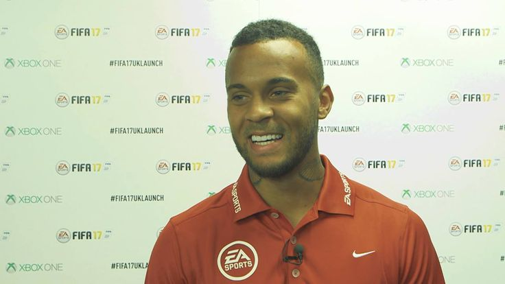 """""""The graphics are amazing, they get better and better"""" Ryan Bertrand on the look of #FIFA17 from EA SPORTS FIFA  FIFA 17is out NOW on Xbox One, PlayStation 4 and all other formats. To find out more visit easports.co.uk/fifa"""