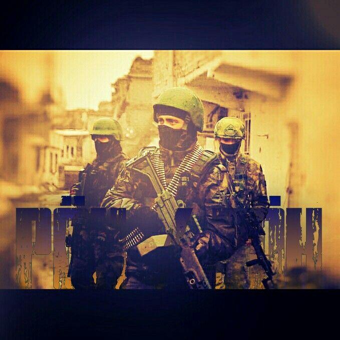 Turkey Special Operation Police-PÖH- and Special Operation Gendarme-JÖH-