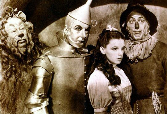 I first remembering seeing the Wizard Of Oz when I was a child. We waited all year to watch it on TV each autumn. Fabulous idea of changing the movie from black and white to color midway through. What a great and timeless movie!