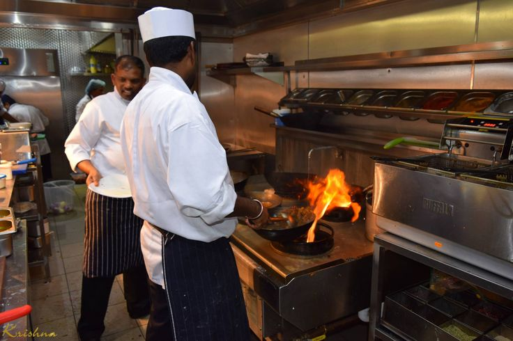It's getting hot and fiery in the Krishna Restaurant kitchen... cooking up some delicious dishes for our fabulous customers grin emoticon #krishnalondon #krishnahayes #restaurant #fire #delicious #dishes