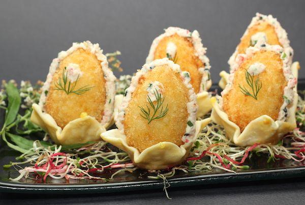 Huevitos de centolla: la joya gourmet de Kokoro Sushi para estas pascuas - http://www.femeninas.com/huevitos-de-centolla-la-joya-gourmet-de-kokoro-sushi-para-estas-pascuas/