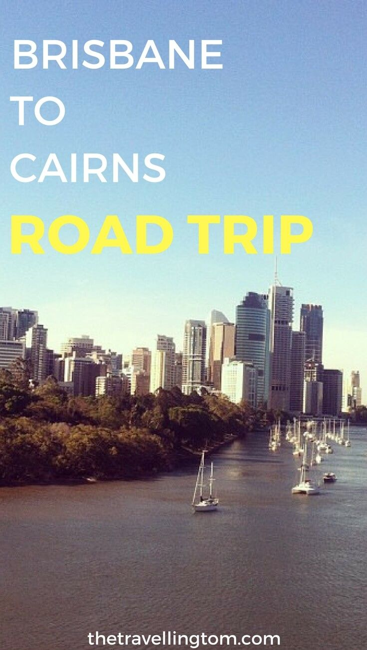 A Brisbane to Cairns road trip is one of the best you can do in Australia. This route takes you through beautiful Queensland, and some great places such as Noosa, Hervey Bay and Airlie Beach. This is one road trip in Australia you should definitely do!  driving from Brisbane to Cairns | Brisbane to Cairns self-drive | Brisbane to Cairns route | Australia road trip | Brisbane to Cairns by car #RoadTrip #Australia