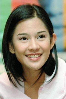 Dian Sastro, Indonesian actress.