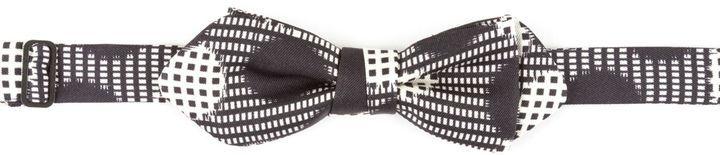 Dolce & Gabbana Printed Bow Tie