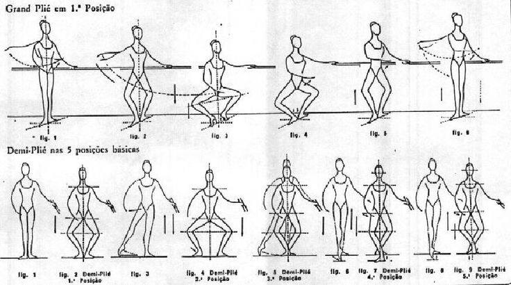 O Blog do Ballet - professora Renata Sanches: Aula de Ballet - Sequência dos passos da barra