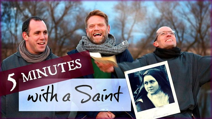 This is how St Therese of Lisieux is called, one of the greatest saints of our time! Sitting down by the riverside with our friend Michael, we are just having a chat about her life and message, trying to stay serious and not to fool around too much. Hope you will like it! Feel free to share, subscribe, like and comment, friends!
