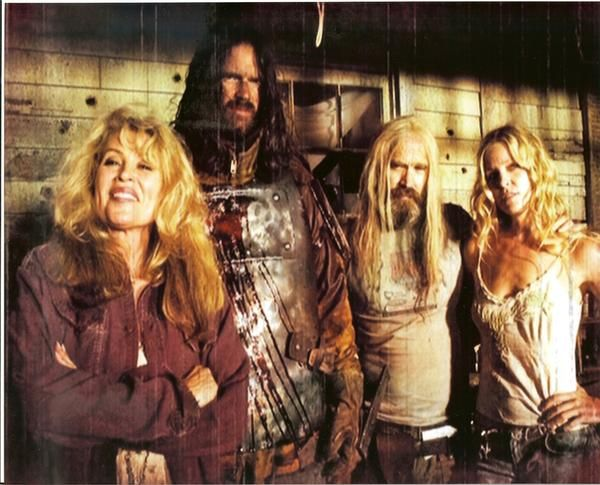 Tyler Mane, Devils Rejects...