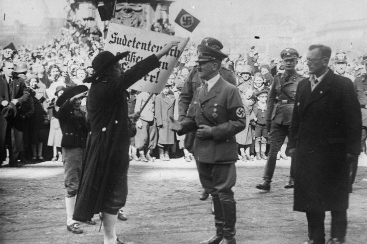 Um jeden Preis wollte Adolf Hitler die Tschechoslowakei zerstören und drohte 1938 mit der Besetzung des Sudetenlandes. Zur Destabilisierung schickte er auch SS-Leute über die Grenze - in geheimer Mission.