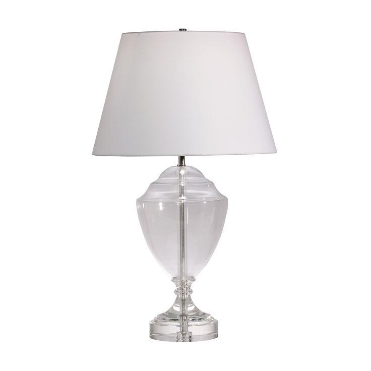 Glass Trophy Table Lamp   Ethan Allen US Dimension  7 dia  x 30. 46 best lamps images on Pinterest