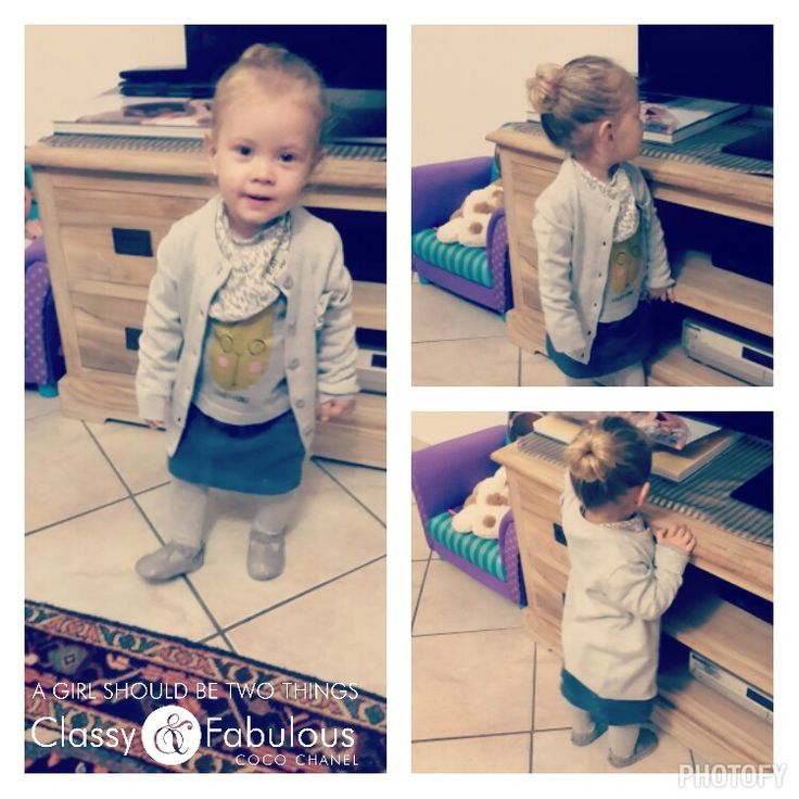 Pitta Patta shoes, Sticky Fudge top and skirt, Earthchild cardi and EatPlayLove scarf bib