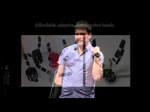 Open innovation for our bionic future | Minas Liarokapis | TEDxThessaloniki - YouTube