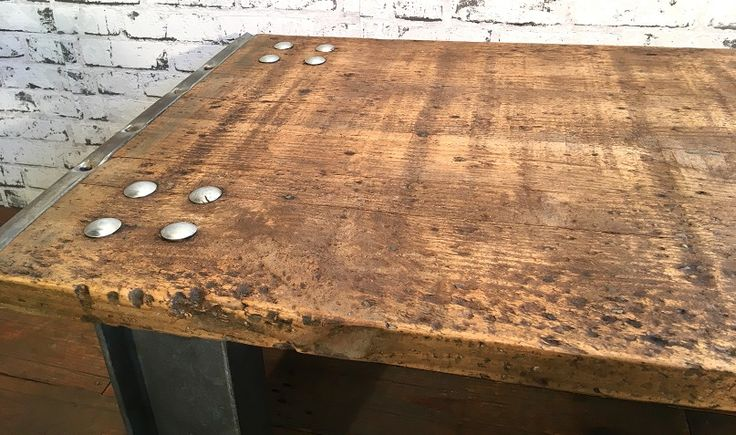 Industrial CoffeeTable Cart
