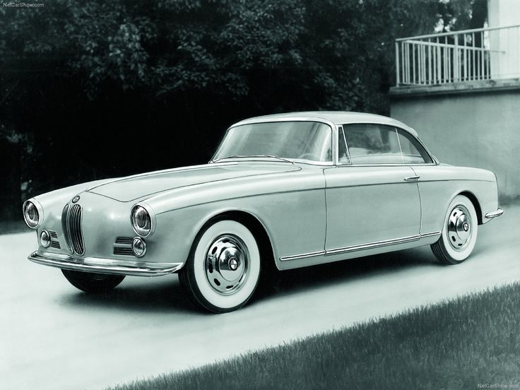 Know Thy Germans: BMW 503 Coupe and Convertible