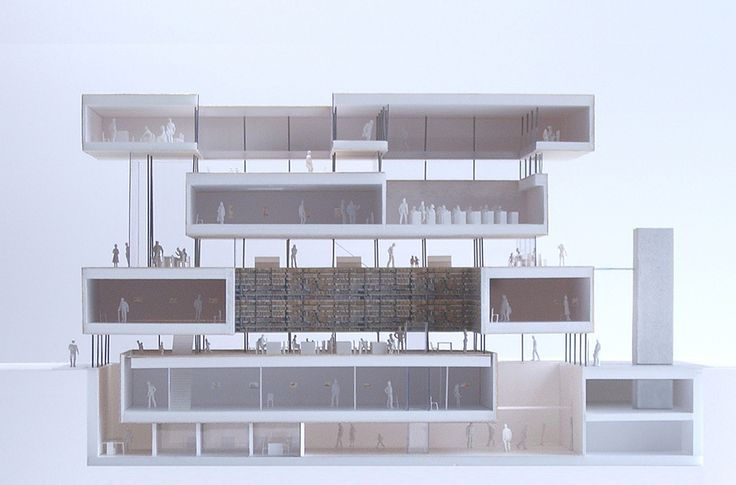 ARCHITECTURAL MODEL | YUKO NAGAYAMA