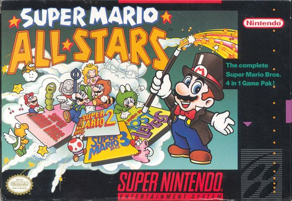 Super Mario Brothers All-Stars