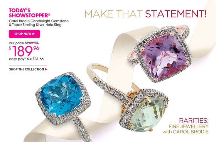 Shop Jewellery, Beauty, Fashions, Home at The Shopping Channel - Online Shopping for Canadians