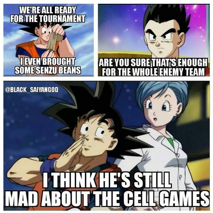 """290 Likes, 3 Comments - DBZ-[ARTS-EDITS-AMV's] (@dbz.crystals) on Instagram: """"Lmao . - Follow >@dbz.crystals™< for New Amazing Dragon ball / Amv's 