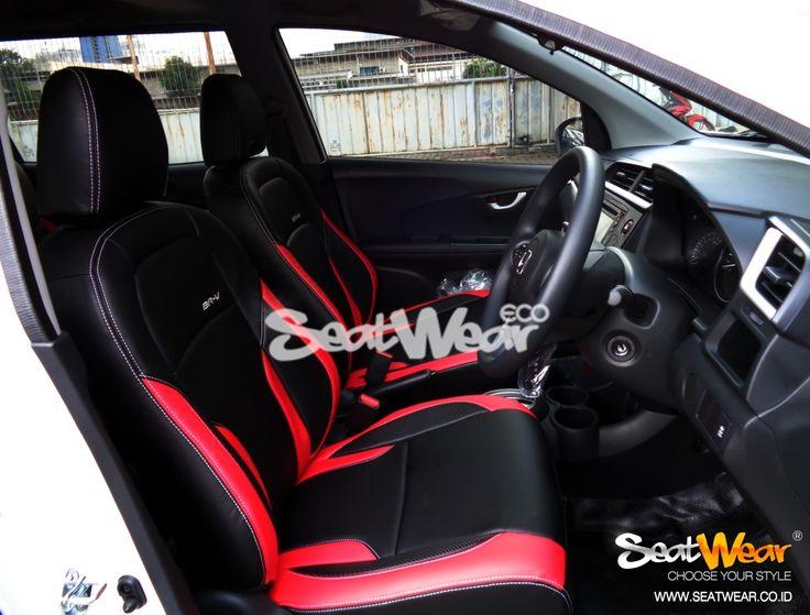 Sarung Jok Seatwear Honda BR-V Only IDR 3,450,000  Kelebihan Seatwear dibandingkan produk lain? - SeatWear menggunakan Kulit PU Import  - Memakai Busa 10 ml - Hasil Seperti Paten - Garansi 2 Tahun * - Pemasangan cepat tanpa bongkar jok  - Teknisi pemasang profesional - Gratis Pemasangan untuk wilayah JABODETABEKKAR Untuk Pemesanan bisa datang langsung ke Dealer Honda terdekat atau bisa menghubungi sales kami : HP : 082122623568 BB : 7DD1372F  www.seatwear.co.id cs@seatwear.co.id