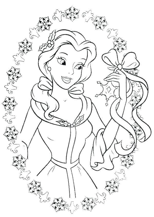 Pin On Disney Princess Coloring Games