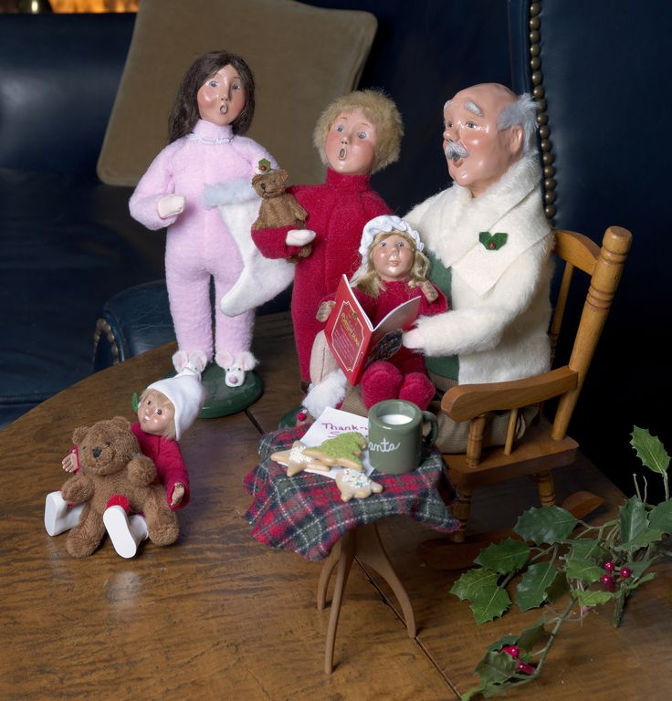62 Best Decorating With Byers Choice Carolers Images On: 361 Best BYERS CHOICE CAROLERS Images On Pinterest