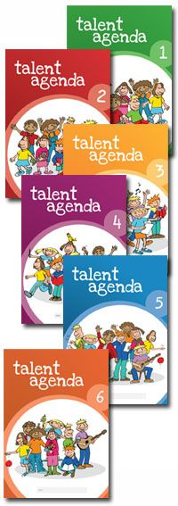 Talent-Agenda's rond meervoudige intelligentie
