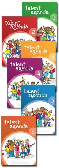 Talent-Agenda's rond meervoudige intelligentie