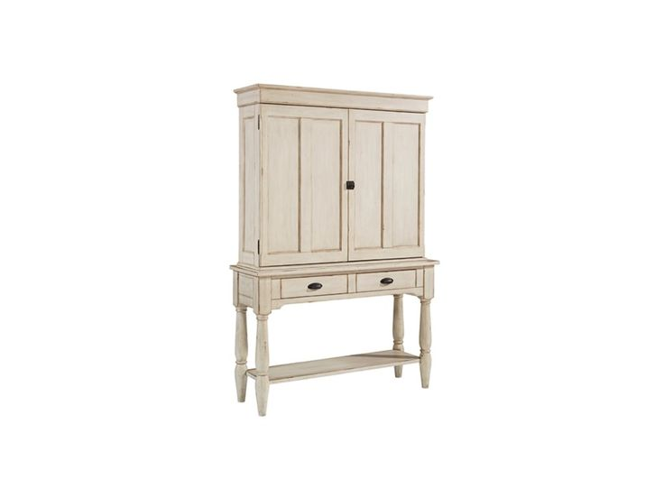Use Magnolia Homes Primitive Taper Turned Console With The Cupboard Hutch For A Great Storage Piece Dining Or Living Areas Has Two Drawers