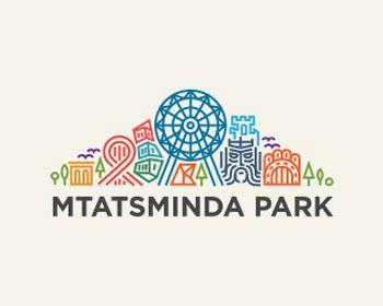 Mtatsminda Park Logo Design