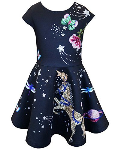 Hannah Banana Big Girls Tween Embellished Party Dress b93f93513