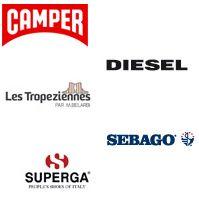 CAMPER SEBAGO DIESEL SUPERGA LES TROPEZIENNES  Εκπτώσεις έως και 50%! #sales #fashion #shoes