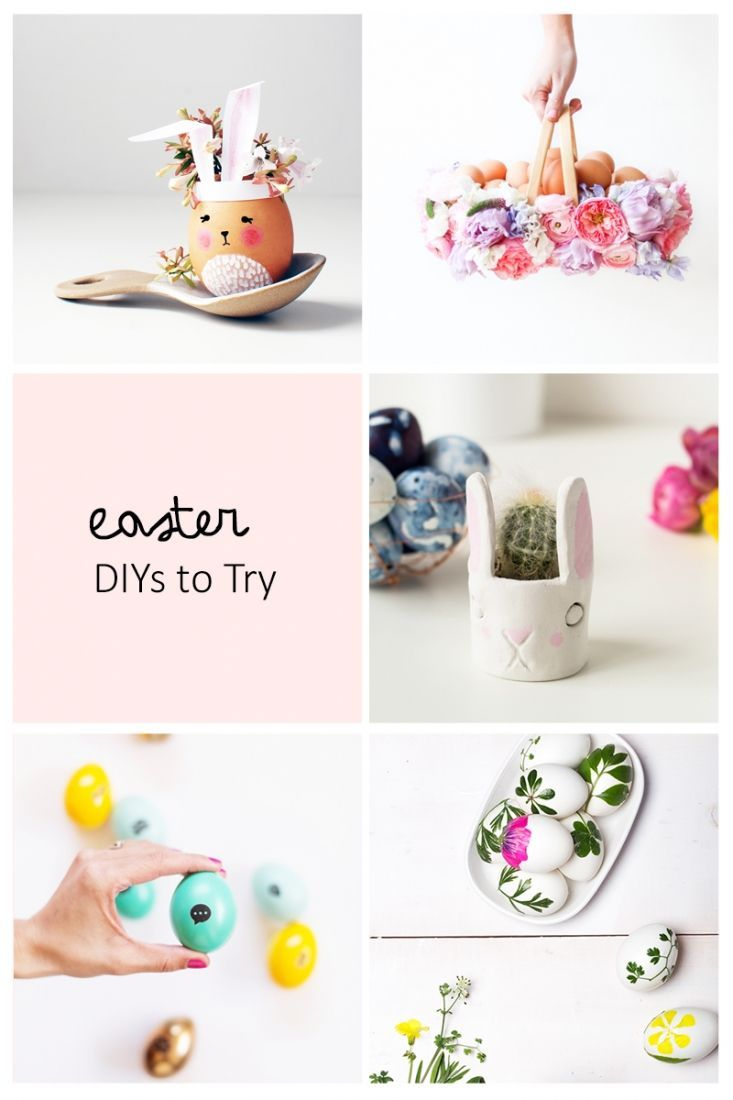 5 Easter DIYs To Try