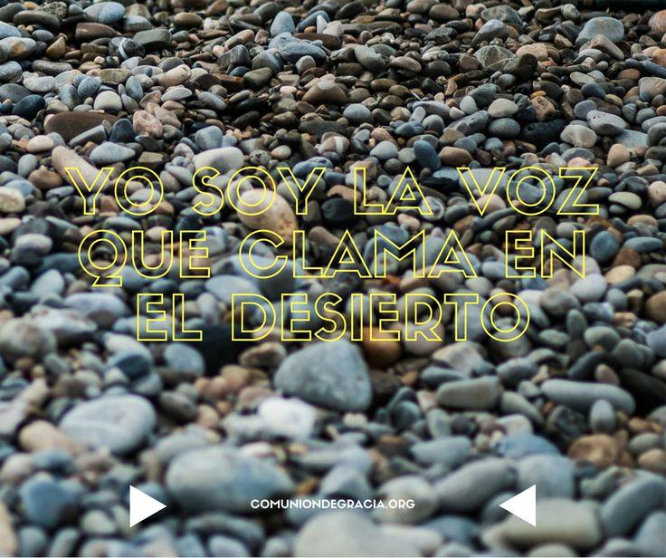 Sermón por Rubén Ramírez Monteclaro, predicado en la ciudad y puerto de Veracruz, Veracruz, México.            Yo Soy la Voz que Clama en el Desierto               111-Yo-soy-la-voz-que-clama-en-el-desierto.mp3                34.7 MB     65 Downloads     Details                    Autor:Comunión de Gracia Internacional            Category:Sermones    License:Freeware    Date:05/12/2016          Lea más de Yo Soy la Voz que Clama en el Desiert