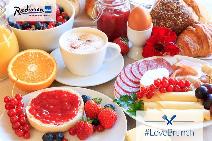 Αυτή την Κυριακή, ραντεβού για το πιο πλούσιο brunch buffet της πόλης και με δημιουργική απασχόληση για τα παιδιά. Σας περιμένουμε!  #LoveBrunch #RadissonBluPark #Athens