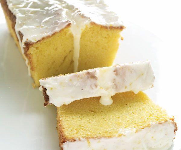 Lemon Glaze Receipe For Cake