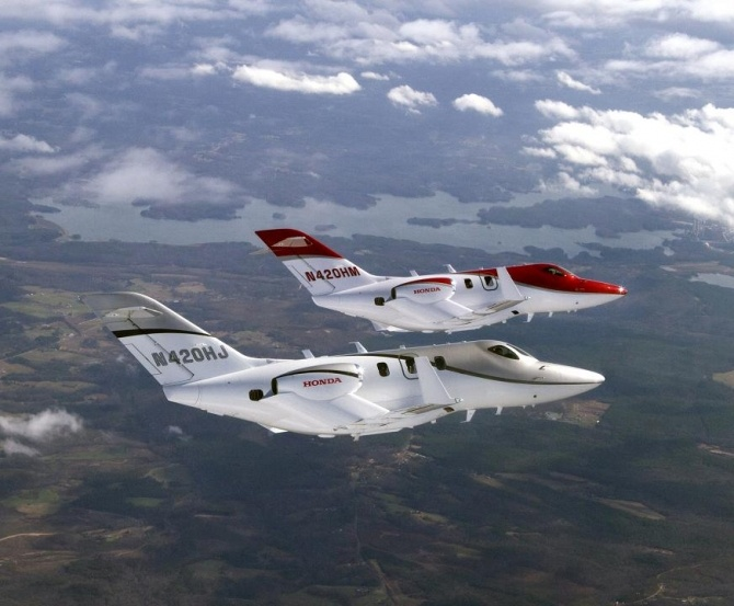 40 best hondajet images on pinterest aircraft airplane for Honda private jet