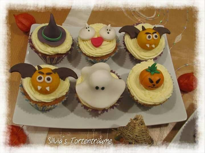 Halloween kuchen lecker