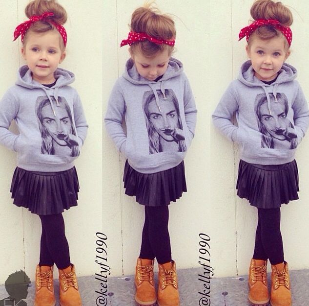 Children S Fashion