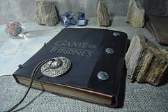"""Летопись ручной работы """"Game of Thrones"""""""