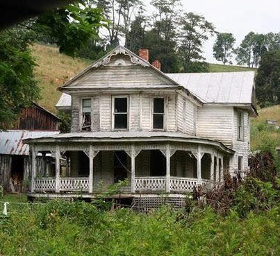 Abandoned Property Has So Much To Offer. Beautiful gallery of abandoned homes....