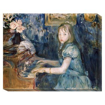 Check out this item at One Kings Lane! Berthe Morisot, Lucie Leon at The Piano