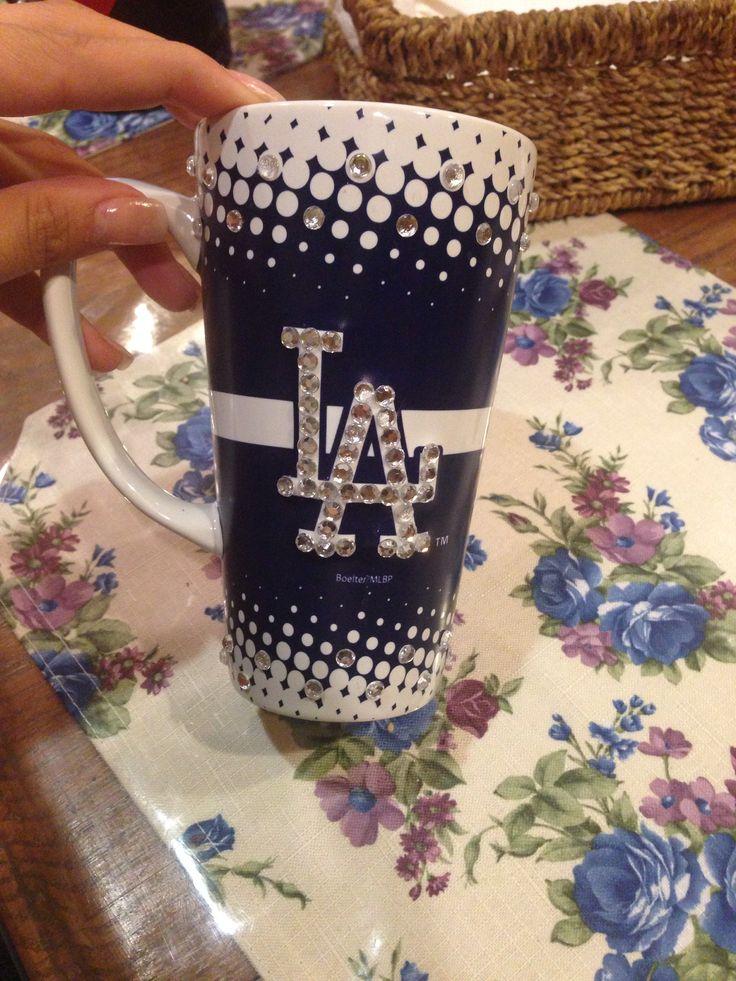 Dodgers Coffee Mug